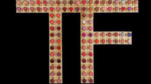 Tom Ford lanza 'Boys & Girls', una colección de 100 labiales con nombre propio