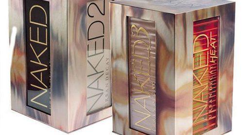 'Naked 4Some', el cofre de edición limitada de Urban Decay perfecto para regalar por Navidad