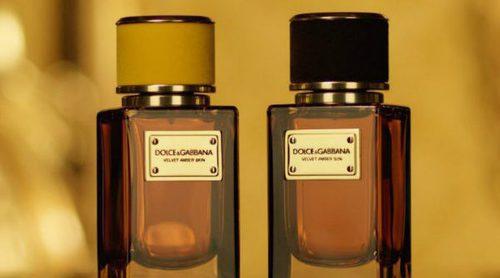 'Velvet Amber Skin' y 'Velvet Amber Sun' amplían la colección 'Velvet' de Dolce & Gabbana