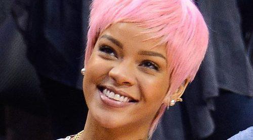 Los mejores peinados de Rihanna