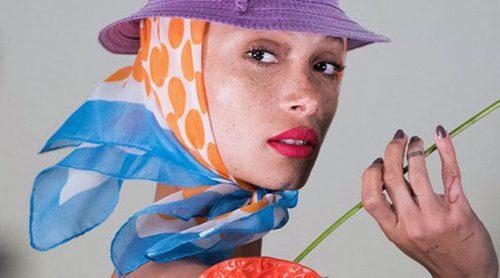 Feminista y modelo: así es Adwoa Aboah, la nueva imagen de Marc Jacobs Beauty