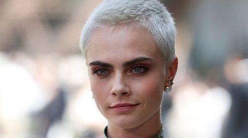 Los mejores peinados de Cara Delevingne