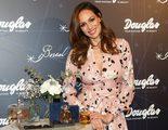 Eva González presenta su nuevo perfume 'Boreal' con Douglas