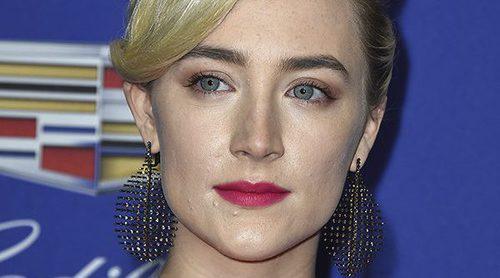 Jessica Chastain, Allison Janney y Soirse Ronan comienzan 2018 luciendo los mejores beauty looks de la semana