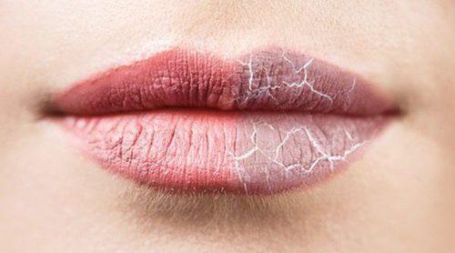 Cómo maquillarse los labios cortados