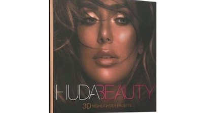 'Bronze Sands 3D Highlighter Palette', la nueva paleta de iluminadores de Huda Kattan