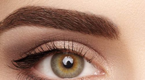Tinte de cejas: peligros de teñirse las cejas