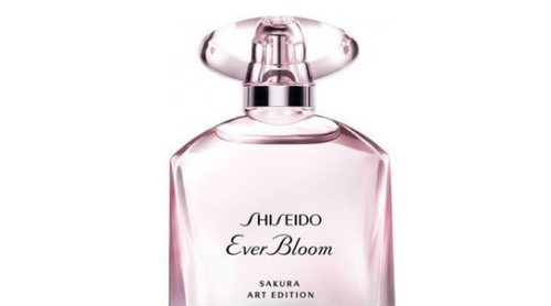 'Ever Bloom Sakura Art Edition' el perfume más primaveral de Shiseido