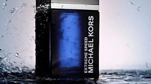 Michael Kors amplía su línea masculina 'Extreme' con su fragancia más intensa: 'Extreme Speed'