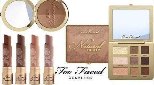 Too Faced lanza de cara al verano su colección de maquillaje más natural: 'It Just Comes Naturally'