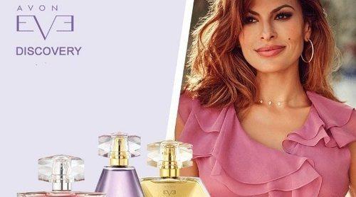 'Eve Discovery', la nueva colección de perfumes de Eva Mendes y Avon