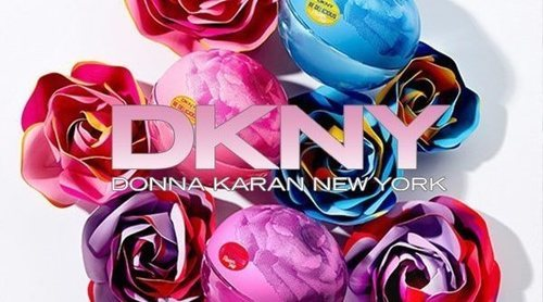 DKNY lanza dentro de la colección 'Be Delicious' su edición limitada más primaveral: 'Flower Pop Collection'