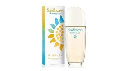 'Sunflowers Summer Air', la fragancia cítrica y floral de Elizabeth Arden para este verano 2018