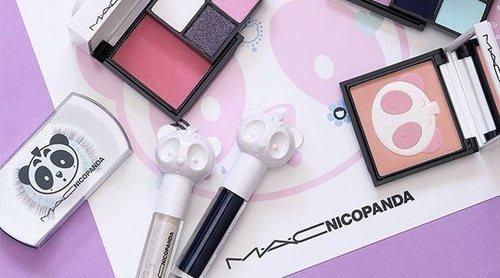 Prepárate para morir del amor con la nueva colección cápsula de MAC en colaboración con Nicopanda