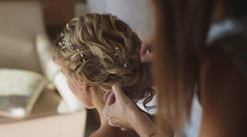 Ideas de semirecogidos románticos para novia