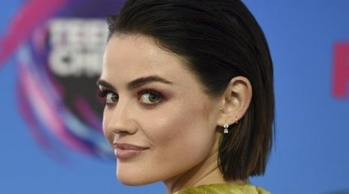 Maquíllate como Lucy Hale