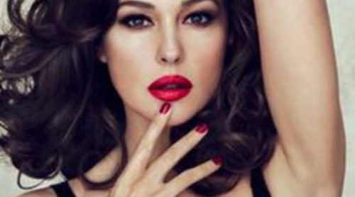 Mónica Bellucci protagoniza la campaña de los nuevos labiales de Dolce&Gabbana