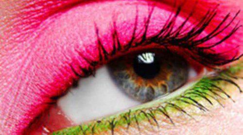 Maquillaje en colores flúor y ácidos. Cómo llevarlo y combinarlo