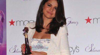 Selena Gomez presenta su primera fragancia en Nueva York