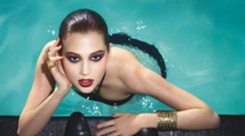 Yves Saint Laurent presenta 'Summer Look', todo un lujo para este verano 2012