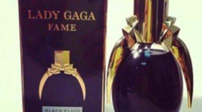 Lady Gaga publica la foto de 'Fame', su nuevo perfume