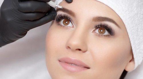 Cómo maquillarse las cejas poco pobladas