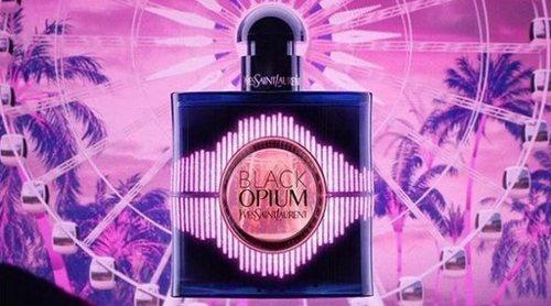 'Black Opium Sound Illusion', la nueva versión del perfume de Yves Saint Laurent para este verano 2018