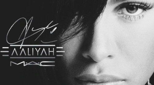 'MAC x Aaliyah', la esperada colección de maquillaje de inspiración noventera en honor a la fallecida cantante