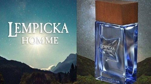 'Lempicka Homme', la fragancia masculina de Lolita Lempicka para este verano 2018