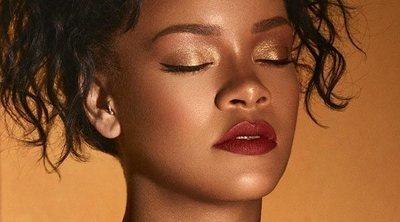 Una paleta de sombras y un 'Flyliner', productos estrella de la nueva colección de Fenty Beauty by Rihanna