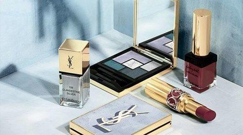 Yves Saint Laurent se rinde al azul como color de la temporada en su nueva colección 'Summer Look'