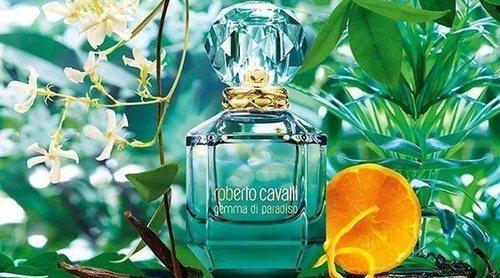 Roberto Cavalli se inspira en la belleza natural para crear su nuevo perfume 'Gemma di Paradiso'