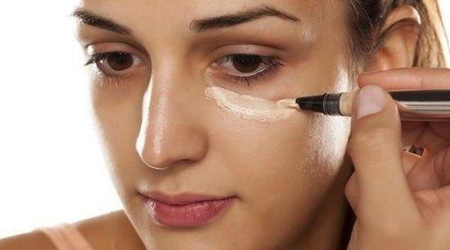 Cómo maquillarse las ojeras en verano