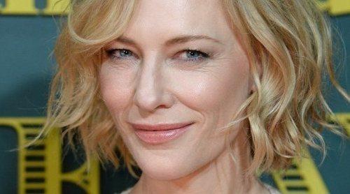 Maquíllate como Cate Blanchett