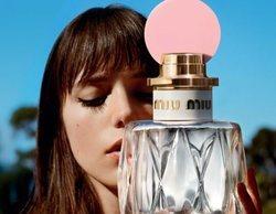 'Miu Miu Fleur D'Argent' la nueva fragancia de Miu Miu