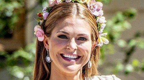 Los mejores peinados de la Princesa Magdalena de Suecia
