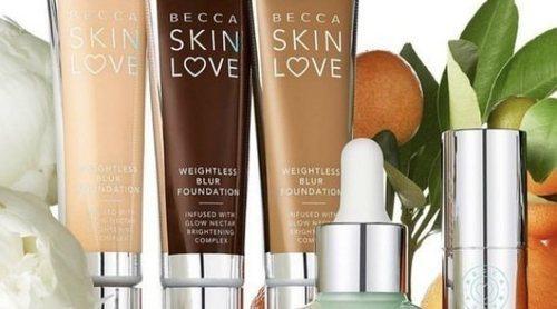 'Skin Love', la colección de maquillaje más natural de Becca