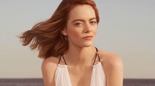 Emma Stone es la imagen de 'Attrape-Rêves', la nueva fragancia femenina de Louis Vuitton