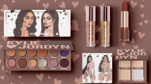 'Kylie x Jordyn', la nueva colección de maquillaje de Kylie Jenner en colaboración con su amiga Jordyn Woods