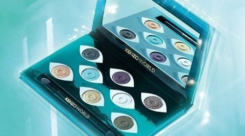 'Kenzo World Eyeshadow Palette', la primera paleta de sombras de ojos de Kenzo