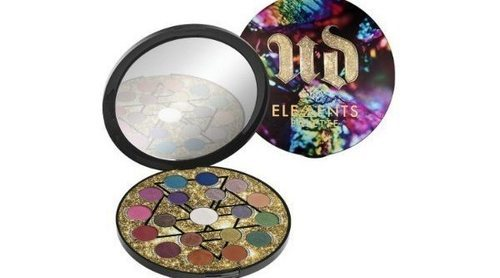 Urban Decay presenta 'Elements', su paleta de sombras de ojos más brillante y colorida