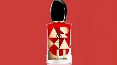 Giorgio Armani reedita el perfume 'Sì Passione' con un nuevo packaging en edición limitada