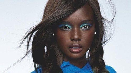 Duckie Thot, de refugiada sursudanesa a concursante de 'Australia's Next Top Model' y embajadora de L'Oreal
