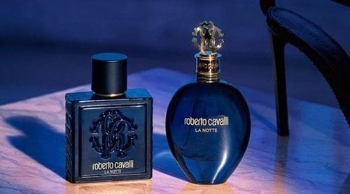 Roberto Cavalli reedita dos de sus fragancias para hombre y mujer en la colección 'Roberto Cavalli La Notte'