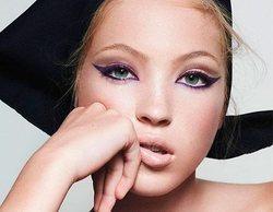 La hija de Kate Moss, Lila, debuta como modelo en su primera campaña de belleza para Marc Jacobs