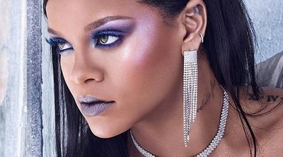 Si eres de maquillajes fríos y metálicos, la nueva colección navideña de Fenty Beauty by Rihanna te encantará