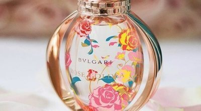Bulgari presenta 'Rose Goldea Jacky Tsai Edition', la reedición de su fragancia en colaboración con el artista chino