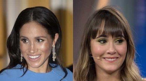 Meghan Markle, Rosanna Zanetti y Aitaña Ocaña lucen los mejores beauty looks de esta semana