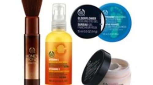 The Body Shop lanza un conjunto de productos imprescindibles para este verano 2012