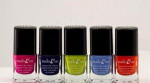 Nails 4'Us lanza 'Piedras Mágicas' la nueva colección de esmaltes de colores de la suerte